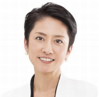 村田翠蘭さんの母親、蓮舫さんの画像