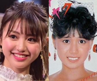 野々村俊恵の若い頃と娘の香音と画像比較!可愛いのはどっち