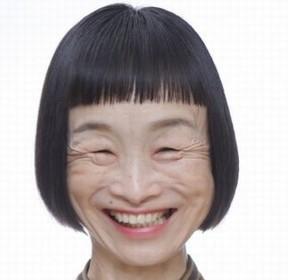 女優どんぐりの顔画像
