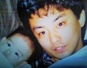 山本美月とお父さん