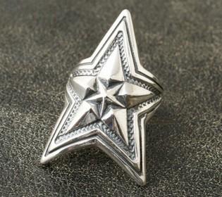 増田貴久のBIG STAR IN STAR RING