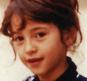 滝川クリステルの7歳の画像