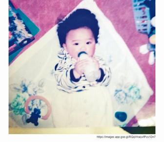 横浜流星の赤ん坊画像