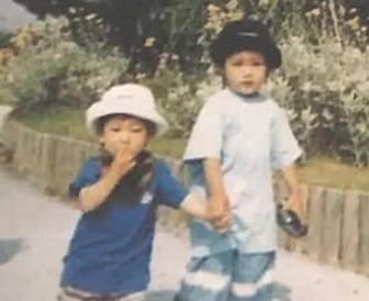 横浜流星の幼い頃のかわいい画像