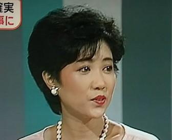 小池百合子の若い頃のがかわいい画像!キャスター時代がアイドル並