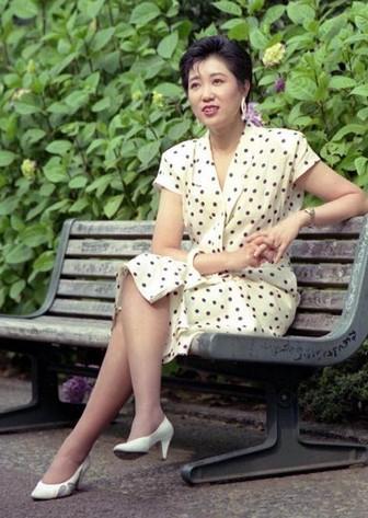 小池百合子の結婚歴!離婚後直後の画像
