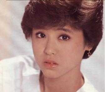 小池百合子と松田聖子の若い頃の画像がかわいい1