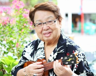 高木ブーはウクレレ&ハワイアン好き!ドリフの雷様でも歌ってたw