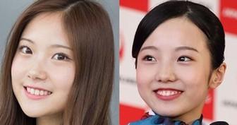 野村彩也子アナと本田真凛が似ててかわいい