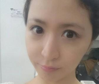 奥村美香のかわいいすっぴん