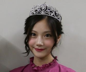 野村彩也子さんがかわいい!ミス慶応のアップの画像