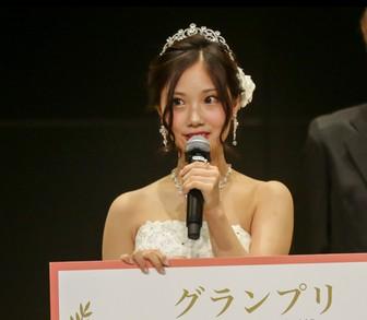 野村彩也子さんがかわいい!ミス慶応グランプリ受賞の画像