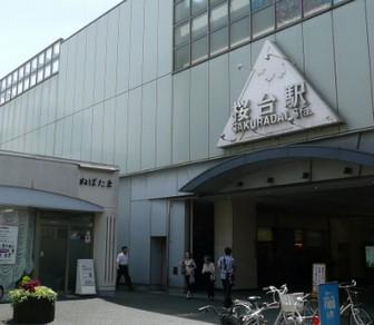小池百合子の自宅住所は練馬区桜台!駅周辺画像