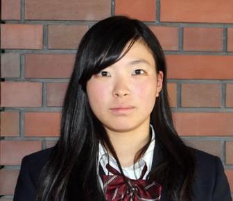 渋野日向子の高校時代の画像