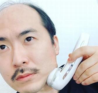 斎藤司はのハゲ始めてもヒゲは濃い