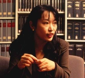 森雅子大臣 若い頃の弁護士のかわいい画像
