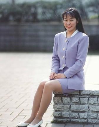森雅子大臣 若い頃・金融庁時代のかわいい画像