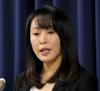 森雅子大臣現在 のかわいい画像