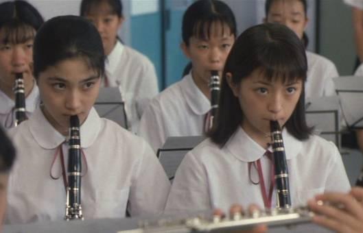 浜崎あゆみのデビュー当時!映画渚のシンドバッドの可愛いシーン1