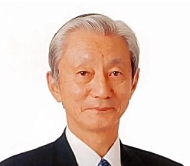 昭恵夫人の父親の画像