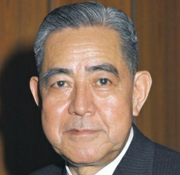 佐藤栄作総理大臣