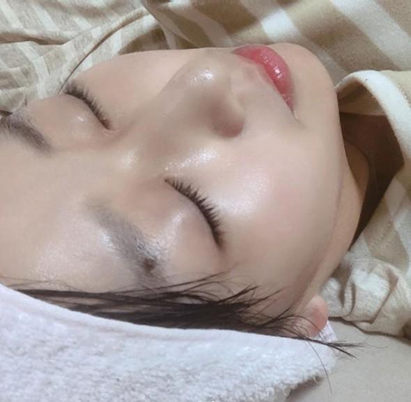 中冨杏子のかわいいすっぴん画像1
