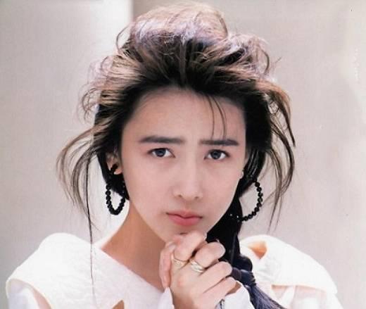 工藤静香・NHK紅白歌合戦出場の頃の画像
