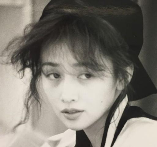 工藤静香の若い頃の顔画像1