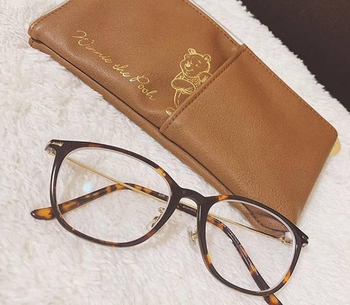 つぶら,かわいい,愛用メガネ,画像