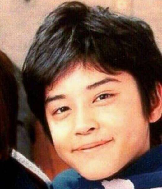 手越祐也の若い頃のかわいい画像7