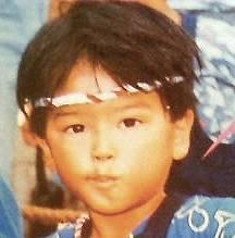 手越祐也の若い頃のかわいい画像1