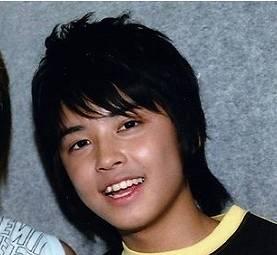 手越祐也の若い頃のかわいい画像2