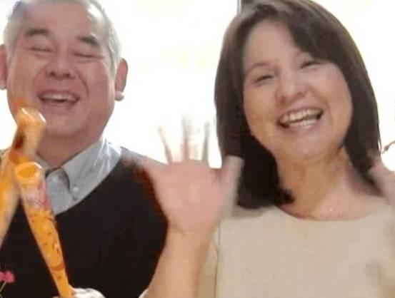 マコの両親(父親・母親)1