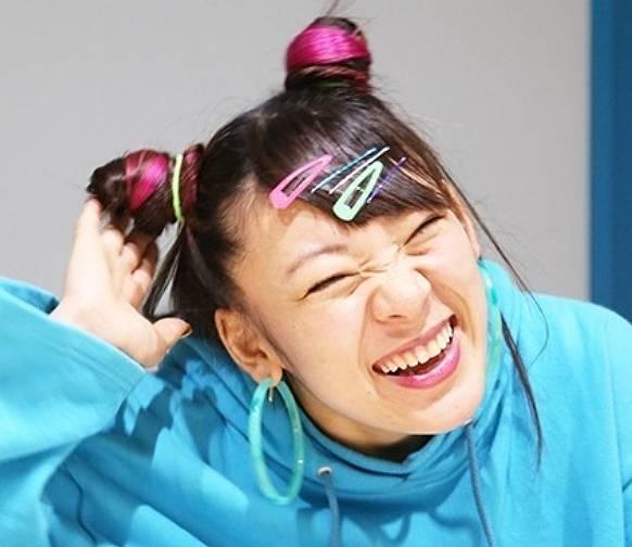 フワちゃんの髪型かわいい画像2