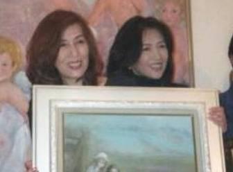 工藤静香と母親がそっくりな画像3