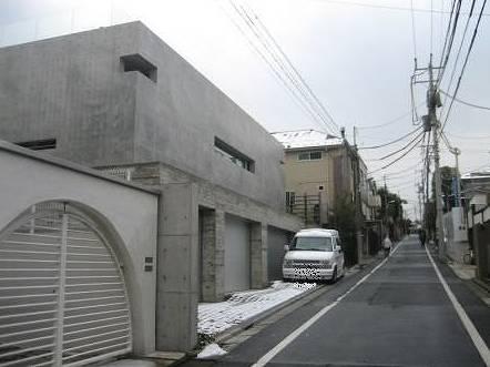 工藤静香とキムタクの家