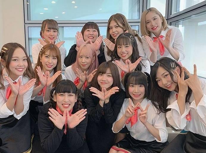 3時のヒロイン福田のアイドル時代の画像1