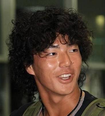 石川遼の髪型はダサい?2011年の画像1