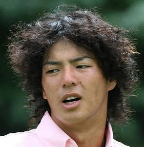 石川遼の髪型はダサい?2011年の画像2
