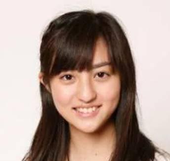 堀田茜は高校生から眉毛が太い