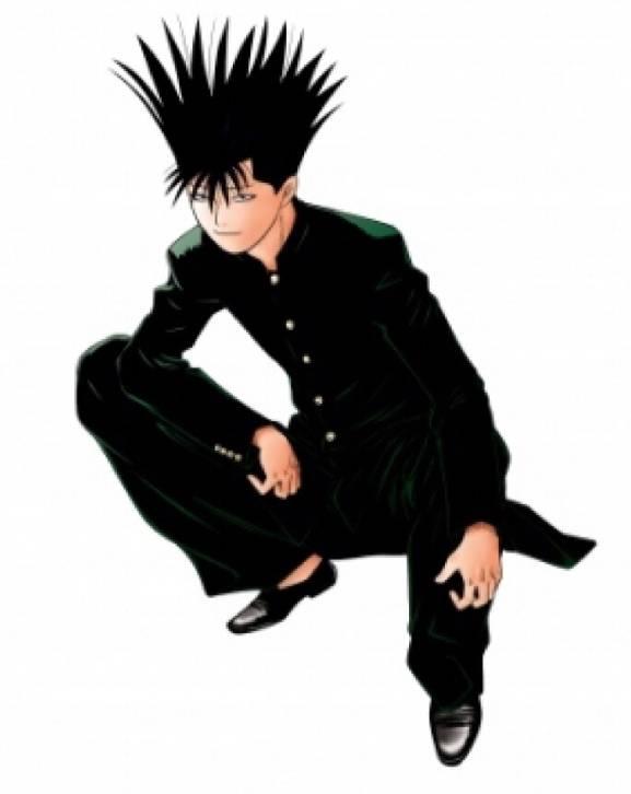今日から俺は・原作漫画の伊藤の髪型