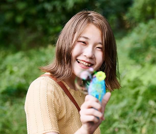 ハラミちゃんのかわいい顔の画像2