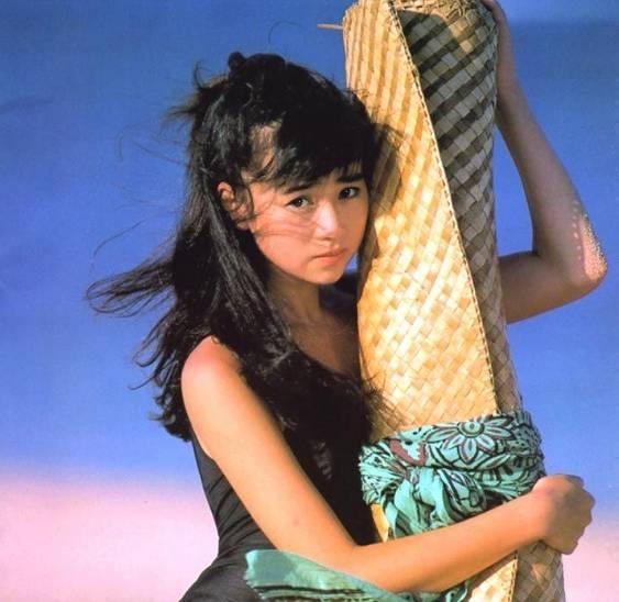 山瀬まみ 若い頃のかわいいアイドル時代の画像3