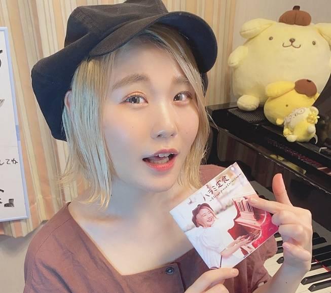 かわいいハラミちゃんが大人気でCDデビュー