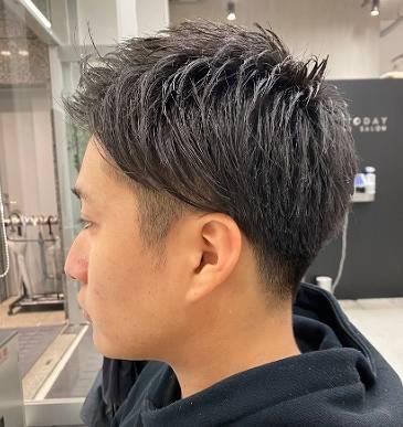 設楽統の髪型、ツーブロック後ろは刈上げ2