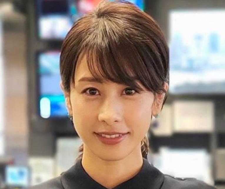 加藤綾子の現在の画像1