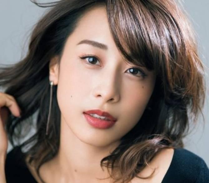 現在の加藤綾子の画像