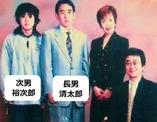 上沼恵美子の次男の顔画像