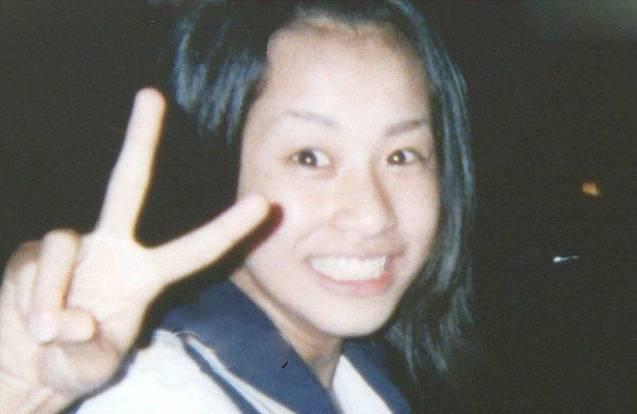 加藤綾子の中学のギャル時代画像