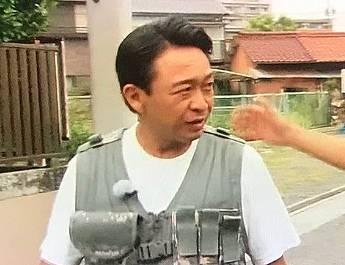 城島茂の最近の髪型画像2